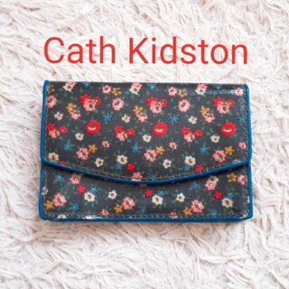 キャスキッドソン(Cath Kidston)の【値下げ】【キャス・キッドソン】パスケース(名刺入れ/定期入れ)