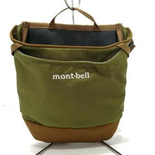 モンベル(mont bell)のモンベル ウエストポーチ - ナイロン(ボディバッグ/ウエストポーチ)