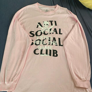 ネイバーフッド(NEIGHBORHOOD)のNEIGHBORHOOD ANTI SOCIAL SOCIAL CLUB ロンT(Tシャツ/カットソー(七分/長袖))
