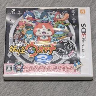 ニンテンドー3DS(ニンテンドー3DS)の妖怪ウォッチ2 元祖/3DS版(携帯用ゲームソフト)