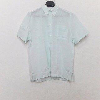 エルメス(Hermes)のエルメス 半袖シャツ サイズ41 メンズ美品 (シャツ)