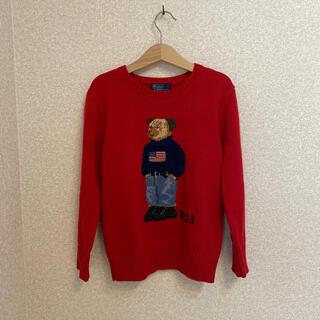 ポロラルフローレン(POLO RALPH LAUREN)のさくら様専用 ポロラルフローレン 綿セーター 130cm(ニット)