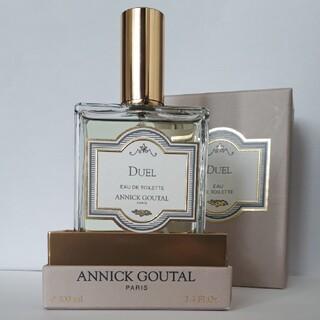 アニックグタール(Annick Goutal)のレア香水 アニックグタール デュエル 100ml(香水(男性用))