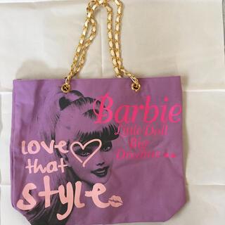 バービー(Barbie)のバービー トートバッグ 新品未使用(トートバッグ)