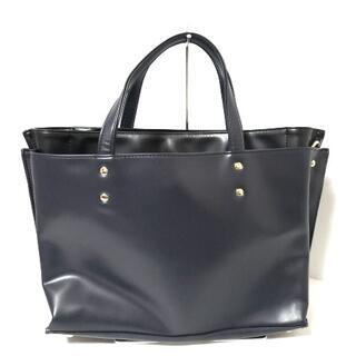 ユナイテッドアローズ(UNITED ARROWS)のユナイテッドアローズ ハンドバッグ美品  -(ハンドバッグ)