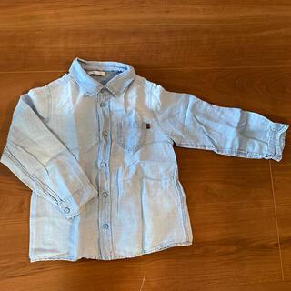 グッチ(Gucci)の専用 デニムシャツ GUCCI 24m(Tシャツ/カットソー)