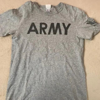 リアルマッコイズ チャンピオン ARMY  Tシャツ M