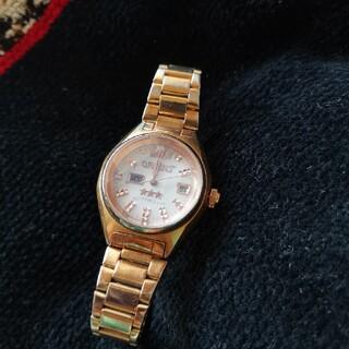 オリエント(ORIENT)の廃盤ORIENT レディースウォッチ(腕時計)