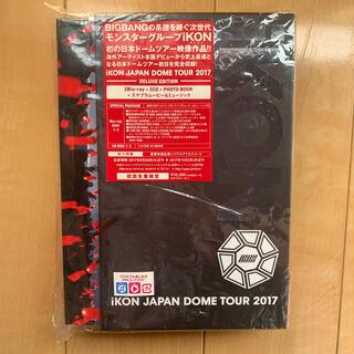 iKON JAPAN DOME TOUR 2017(初回生産限定盤) Blu-r