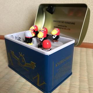 森永 おもちゃの缶詰 限定 キョロちゃんオルゴール