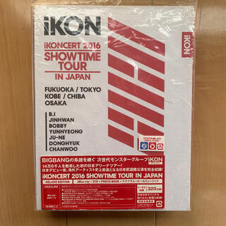 iKON - iKONCERT 2016 SHOWTIME TOUR IN JAPAN(初回生