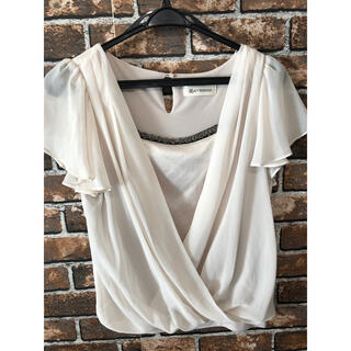 MAITRESSE メトリーゼ パーティー ドレス セットアップ(シャツ/ブラウス(半袖/袖なし))
