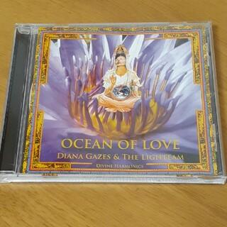 美品 ヒーリングミュージック OCEAN OF LOVE DIANA (ヒーリング/ニューエイジ)