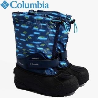 コロンビア(Columbia)の値下げ▽新品・未使用/コロンビア キッズ スノーブーツ 20 長靴(ブーツ)