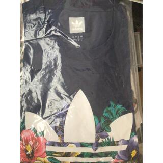 アディダス(adidas)のadidas 新品本物 オリジナルスケートボードフラワーTee XL(Tシャツ/カットソー(半袖/袖なし))