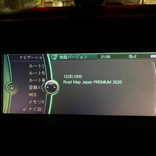 ビーエムダブリュー(BMW)のBMW CIC  ナビ データ X6 x5  JAPAN 2020 (カーナビ/カーテレビ)