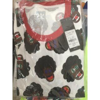 アディダス(adidas)のadidas 新品本物 DJアフロスケートボードTee XXL(Tシャツ/カットソー(半袖/袖なし))