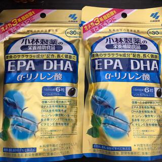 コバヤシセイヤク(小林製薬)の小林製薬 EPA DHA αリノレン酸 × 2 ♡(ダイエット食品)