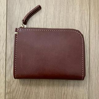 ツチヤカバンセイゾウジョ(土屋鞄製造所)の土屋鞄 デュアリオ ハンディLファスナー(折り財布)