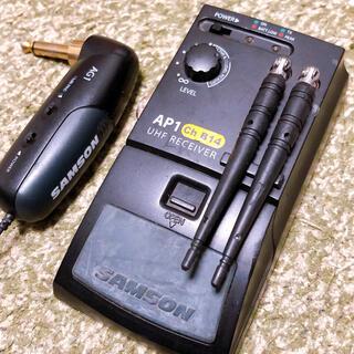 購入×専用枠  SAMSON AIR LINE AP1-AG1 B13 (エフェクター)