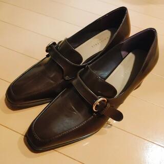 ランダ(RANDA)のRANDA ローファーヒール Mサイズ(ローファー/革靴)
