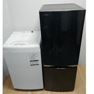トウシバ(東芝)の冷蔵庫 東芝高年式セット ハイスペックモデル カップルサイズ (冷蔵庫)
