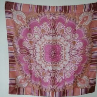 ボルサリーノ(Borsalino)のボルサリーノ スカーフ シルク日本製(バンダナ/スカーフ)