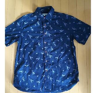 【nissen】メンズLサイズ(コットンシャツ)