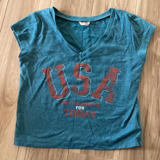 アバンリリー(Avan Lily)のAvanLily ロゴTシャツ(Tシャツ(半袖/袖なし))