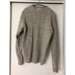 ビームス(BEAMS)のビームス BEAMS メンズ ウールセーター(ニット/セーター)