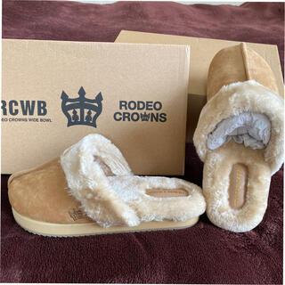 ロデオクラウンズワイドボウル(RODEO CROWNS WIDE BOWL)のRODEO CROWNS  サンダル(サンダル)