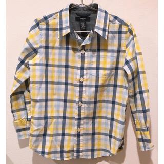 ギャップ(GAP)のGAP チェックシャツ 110(その他)