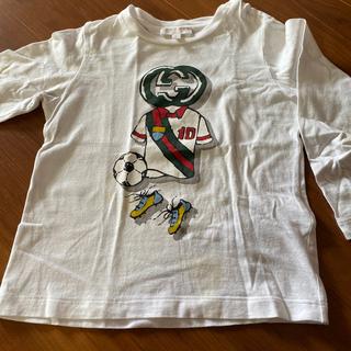 グッチ(Gucci)のGUCCI ロンT(Tシャツ/カットソー)