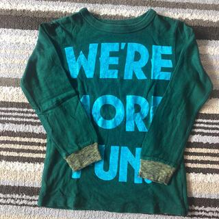 グルービーカラーズ(Groovy Colors)のgroovy colors 長袖Tシャツ 130(Tシャツ/カットソー)
