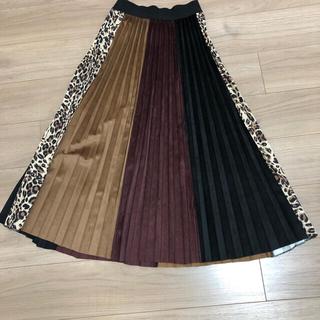 アナップ(ANAP)のスカート&ジャケット(ロングスカート)