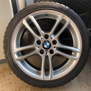 ビーエムダブリュー(BMW)の[送料無料]スタッドレスホイール4本セット(タイヤ・ホイールセット)