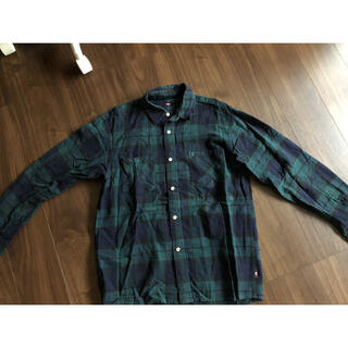 [steez]チェックシャツXL(シャツ)