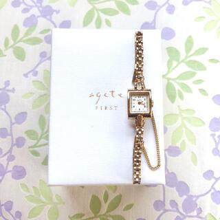 アガット(agete)のagete   ㉔ 腕時計・稼動品✨(腕時計)