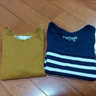 フタフタ(futafuta)の長袖2枚セット 80(シャツ/カットソー)