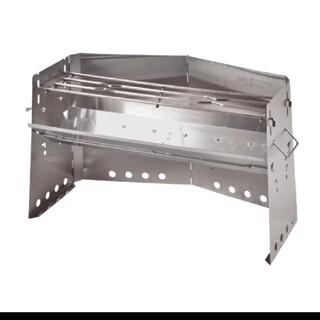 ユニフレーム(UNIFLAME)のユニフレーム 薪グリル ラージ(調理器具)