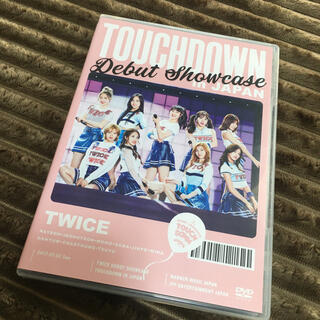 "ウェストトゥワイス(Waste(twice))のTWICE DEBUT SHOWCASE""Touchdown in JAPAN""(ミュージック)"