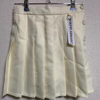 レピピアルマリオ(repipi armario)のrepipi armario   プリーツスカート S/150~160(スカート)