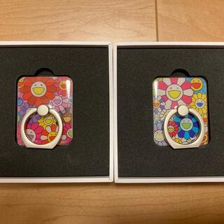村上隆 スマホリング Flower Smartphone Ring(その他)