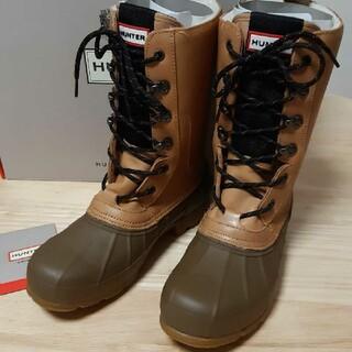 ハンター(HUNTER)の新品ハンターsize US826cmボア ブーツ メンズ 送料無料 (ブーツ)