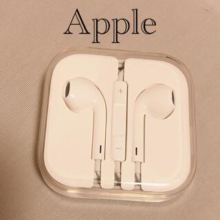 アップル(Apple)のApple 純正 イヤホン iPhoneイヤホン 有線(ヘッドフォン/イヤフォン)