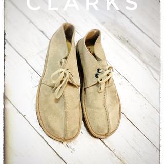 クラークス(Clarks)のClarks クラークス スエード(ブーツ)