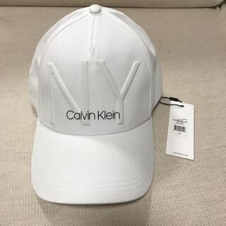 カルバンクライン(Calvin Klein)のカルバンクライン キャップ(キャップ)