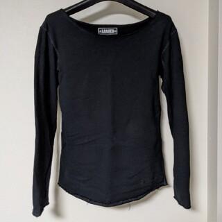 ルードギャラリー(RUDE GALLERY)の【LOADED】カットソー   BLACK  38(Tシャツ/カットソー(七分/長袖))