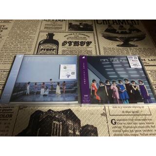ノギザカフォーティーシックス(乃木坂46)の乃木坂46 CD2枚セット(アイドル)