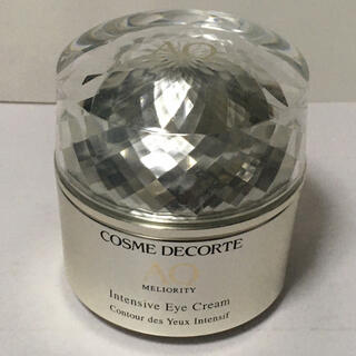 コスメデコルテ(COSME DECORTE)のコスメデコルテ AQミリオリティ インテンシブ アイクリーム(アイケア/アイクリーム)